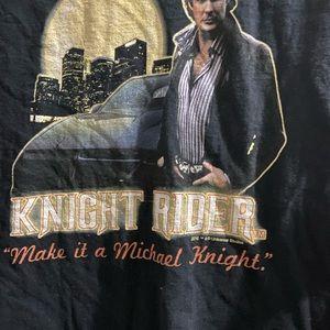 Knight Rider vintage shirt